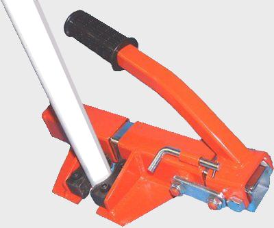 "K1 - Pipe Holder 1"" - 2"" , PVC, SS, Galvanized"