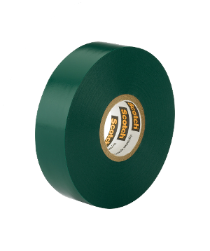 "EWET60 GREEN ELECTRICAL TAPE 2"" x 60'"