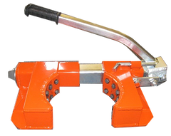 "K-3 Pipe holder 5"" - 6"" PVC & HDPE"