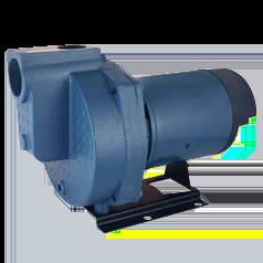 F & W SPJ20B1 2 hp 115v-230v 1PH Self Priming Sprinkler Pump