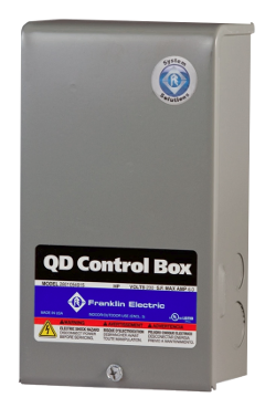Franklin 115V & 230V Control Boxes - See Drop Down To Select The Proper Control Box