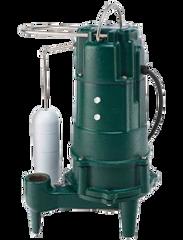 Zoeller M803 1/2HP 115V Automatic Residential Sewage Grinder Pump