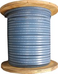 Submersible Pump Cable 12-3 with ground - Flat Jacketed - 1000' Coil