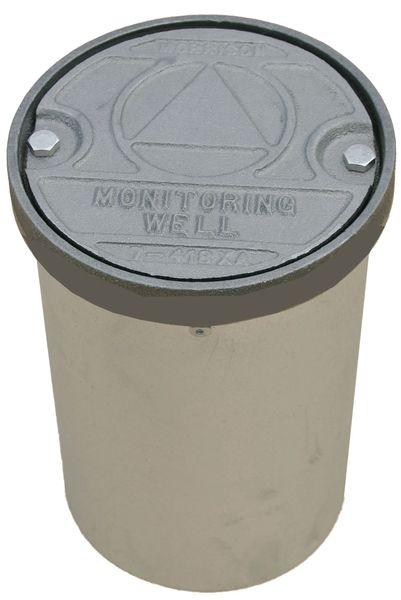 418XA Morrison Bros.Monitoring Well Manholes - Select From Dropdown