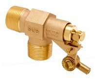 "1/2"" & 3/4"" 400 Series Brass Float Valves - SEE ORDERING INSTRUCTIONS BELOW"