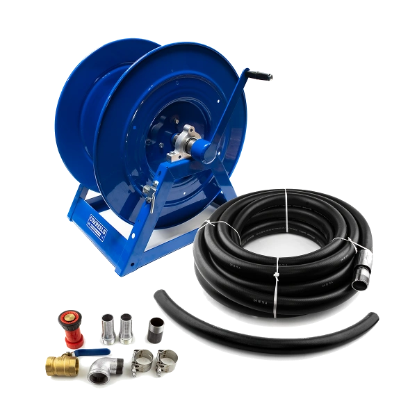 "Water Truck 1-1/2"" Hose Reel Kit DWP701"