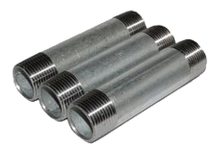 """1-1/4"""" Stainless Steel Nipples"""