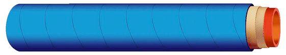 """1/2"""" I.D X 12' SILICONE COOLANT HOSE DWP600"""