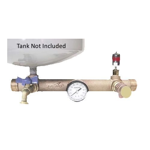 Constant Pressure System NL Brass Manifolds