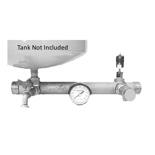 Constant Pressure System Stainless Steel Manifolds