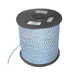 "1/4"" x 1000' Polypropylene Safety Rope"