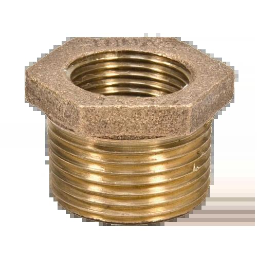 Cast Brass Threaded Bushings