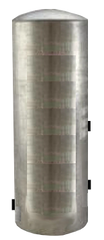 Galvanized Air Over Water Drainback System Pressure Tanks