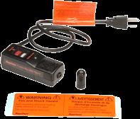 Raychem 9800 Frostex Plus Flexfit Plug