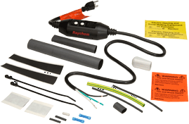 Raychem H908 Plug-In Cord set with GFI