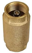 Light Duty Above Ground No Lead Brass Check Valves