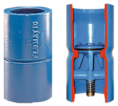"3"" - 4"" Ductile Iron Check Valves"
