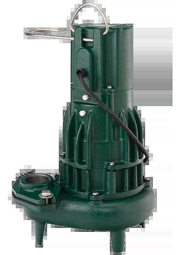 Zoeller E-284 Light Commercial Sewage Pump