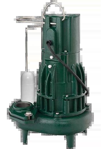 Zoeller BE284 Light Commercial Sewage Pump