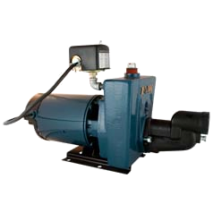 """Flint & Walling """"CPJ(S)"""" Series Shallow Well Jet Pump: 1-1/4"""" IN 1"""" OUT"""