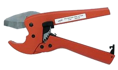 "DBSHRPC42 Ratchet Style PVC Pipe Cutter-for up to 1-1/4"" pipe"