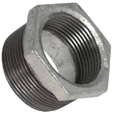 "3/4"" thru 2"" NPT Galvanized Threaded Pipe Bushings"