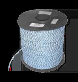 """1/4"""" x 500' Polypropylene Safety Rope"""