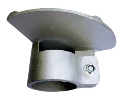 "WATER TRUCK 3"" SLIP OVER DEFLECTOR HEAD 3"" DWP130"