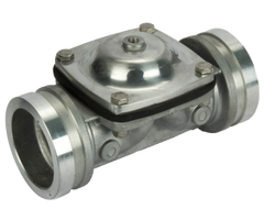 "3"" Grooved In-Line Air Operated Control Valves"