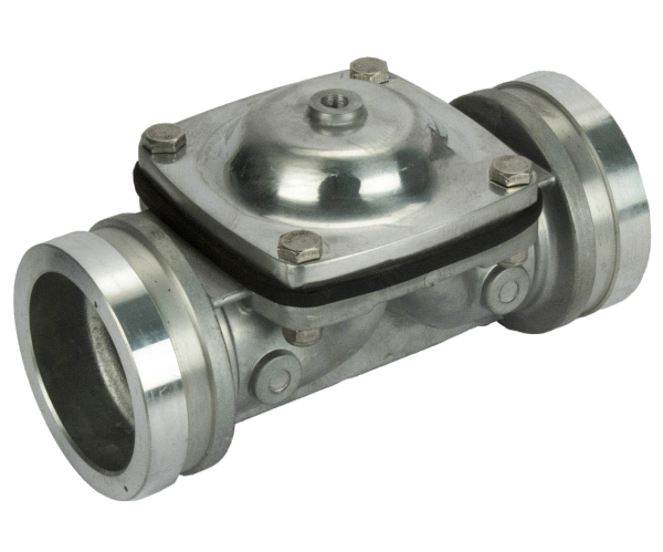 "3"" Grooved In-Line Air Operated Control Valves - DWP172"