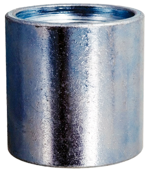 "1-1/4"" and 2"" Galvanized Merchant Couplings"