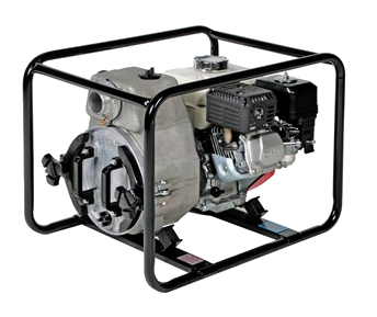 "EPT3-50HA 5.5 HP 2"" HONDA POWERED TSURUMI TRASH PUMP"