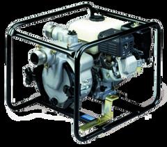 "EPT3-50HA 5.5 HP 2"" HONDA POWERED TSURUMI TRASH PUMP"