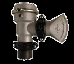 "DWP -11 3"" Tee Valve w / Duckbill Spray Head"