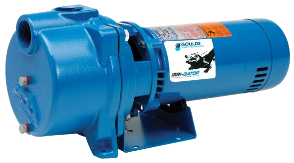 Goulds Gator Irrigation Pumps GT10-GT15-GT20-GT30