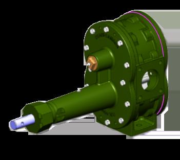Bowie 2300 Series Rotary Gear Pump