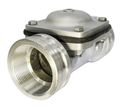 "3"" x 2"" Grooved x FIP In-Line Air Operated Control Valves"