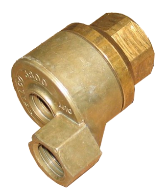 """DWP205 Quick Exhaust Valve 1/4"""" 1911-QEV-3800"""