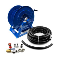 Water Truck Hose Reel and Hose Kit