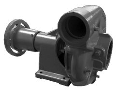 B59539 Style Water Truck Pump