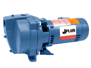 """Goulds J10S 1HP 115/230V SH JET PUMP: 1-1/4"""" IN, 1"""" OUT"""