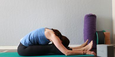yin/rejuvenating  high performance yoga