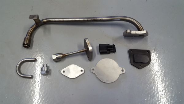 Jeep Mercedes 2007-2008 OM642 Full EGR Delete