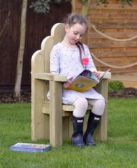 Child's Storytelling Chair