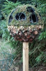 Bug Hotel Globes