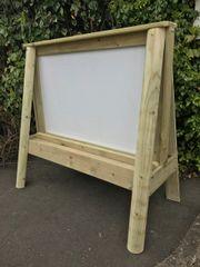 Acrylic Whiteboard Easel