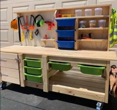 A Creative Mind Ultimate Tool Bench