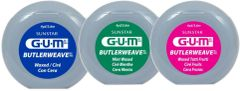 SUNSTAR GUM BUTLER-WEAVE DENTAL FLOSS