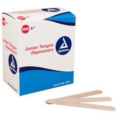 DYNAREX TONGUE DEPRESSORS