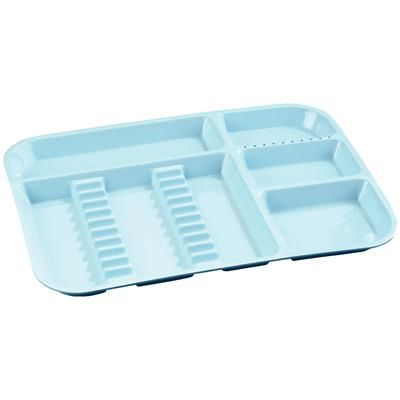 PLASDENT DIVIDED TRAY SIZE B